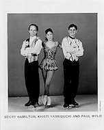 Scott Hamilton Promo Print
