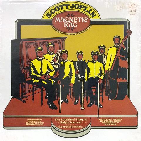 Scott Joplin Vinyl (New)