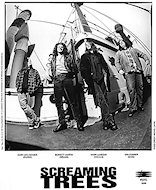 Screaming Trees Promo Print