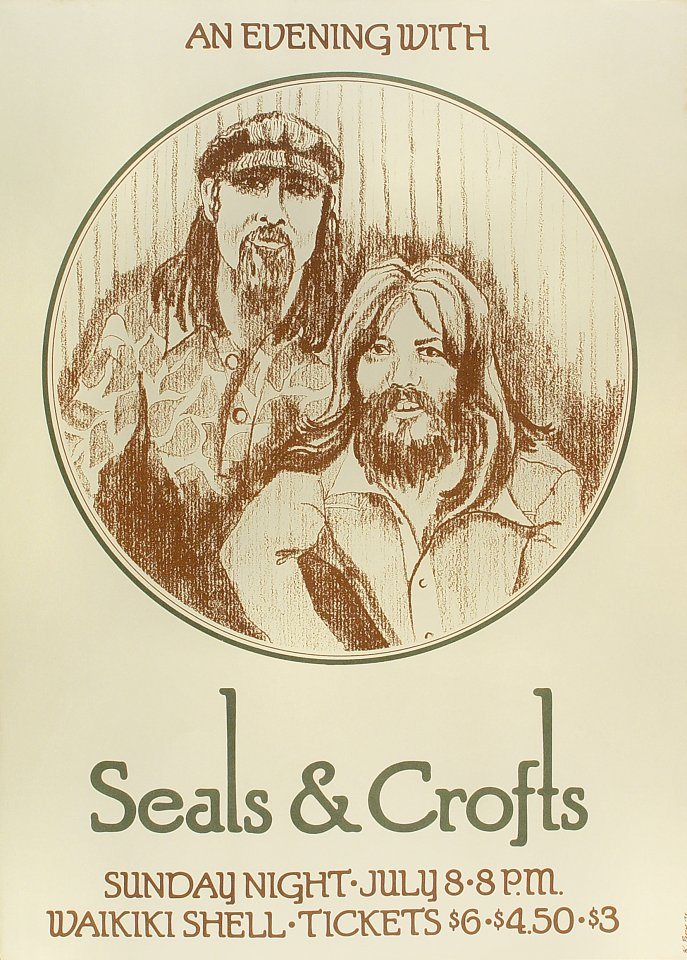 Seals & CroftsPoster