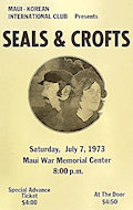 Seals &amp; Crofts Poster
