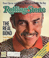 Sean Connery Rolling Stone Magazine