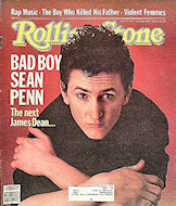 Sean Penn Rolling Stone Magazine