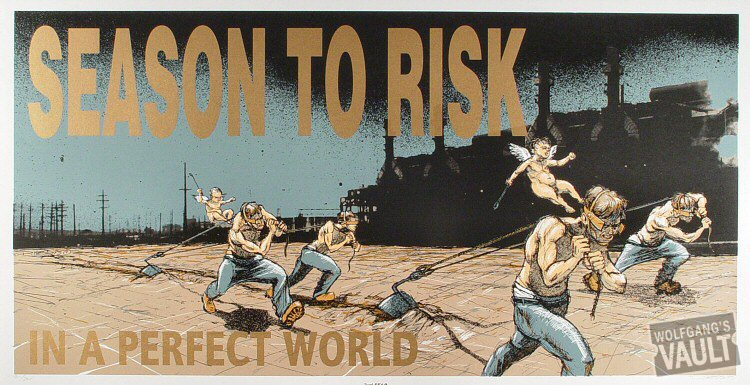 Season to Risk Poster