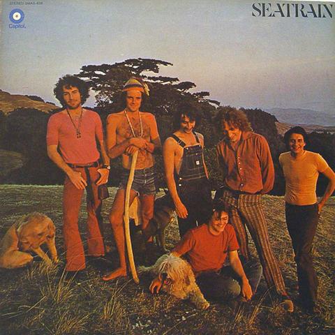Seatrain Vinyl (Used)