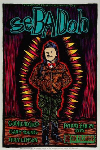 Sebadoh Poster