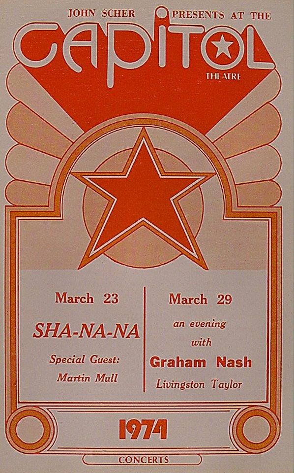 Sha Na Na Program