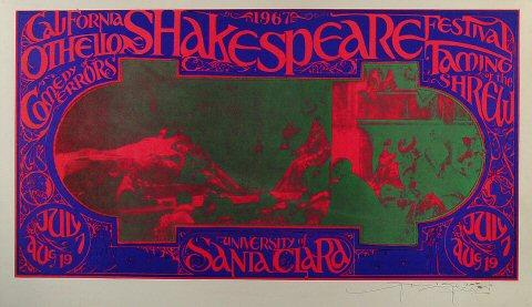 Shakespeare FestivalPoster