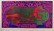Shakespeare Festival Poster
