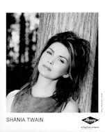 Shania Twain Promo Print