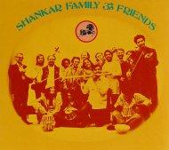 Shankar Family And Friends Sticker
