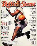 Shaquille O'Neal Magazine