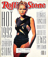 Sharon Stone Magazine