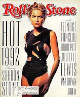 Sharon Stone Rolling Stone Magazine
