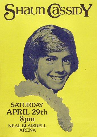 Shaun Cassidy Poster