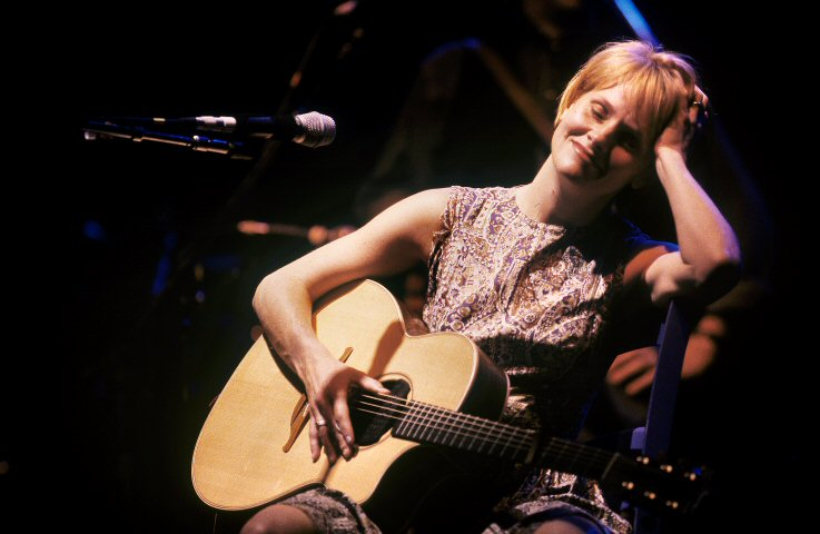 Shawn Colvin BG Archives Print