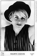 Shawn Colvin Promo Print