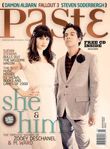 She & HimPaste Magazine