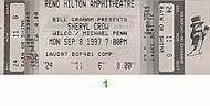 Sheryl Crow 1990s Ticket