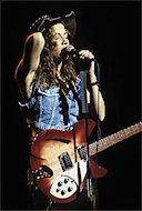 Sheryl Crow BG Archives Print