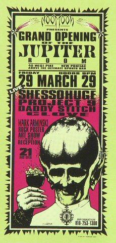 Shessohuge Handbill