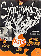 Sideminders Handbill