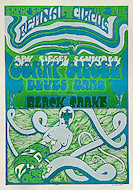 Siegel-Schwall Band Handbill