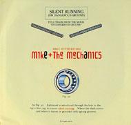 """Silent Running (On Dangerous Ground) Vinyl 7"""" (Used)"""