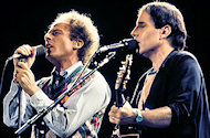 Simon &amp; Garfunkel BG Archives Print