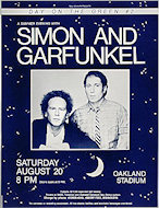 Simon &amp; Garfunkel Poster