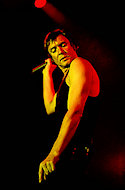 Simon LeBon BG Archives Print