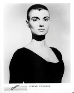 Sinead O'Connor Promo Print