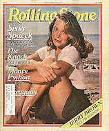 Sissy Spacek Rolling Stone Magazine