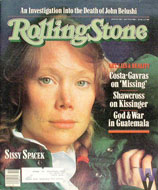 Sissy Spacek Rolling Stone Magazine