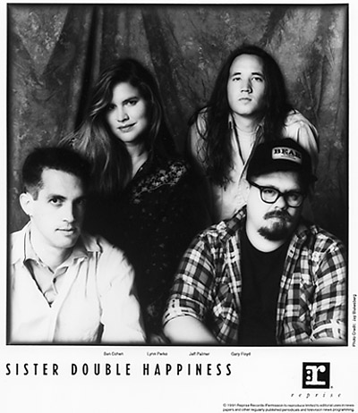 Sister Double HappinessPromo Print