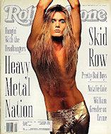 Skid Row Rolling Stone Magazine