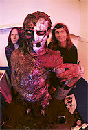Skinny Puppy BG Archives Print
