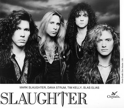 Slaughter Promo Print