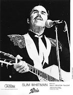 Slim Whitman Promo Print