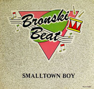 "Smalltown Boy Vinyl 7"" (Used)"