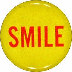 SmileVintage Pin