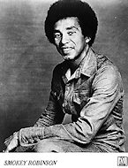 Smokey Robinson Promo Print