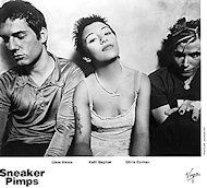 Sneaker Pimps Promo Print