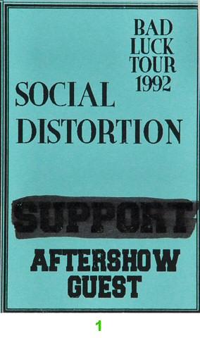 Social DistortionLaminate