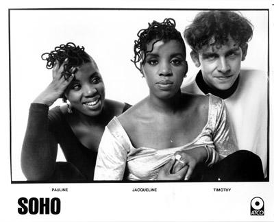 Soho Promo Print