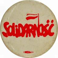 Solidarnosc Vintage Pin