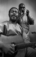 Brownie McGhee Fine Art Print