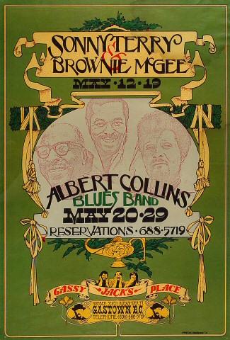 Sonny Terry & Brownie McGheePoster