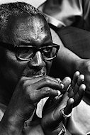 Sonny Terry Fine Art Print