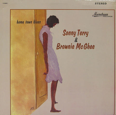 Sonny Terry Vinyl (Used)